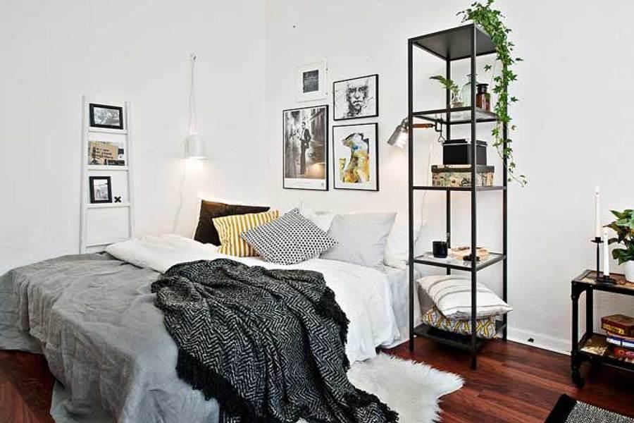textiles en dormitorio