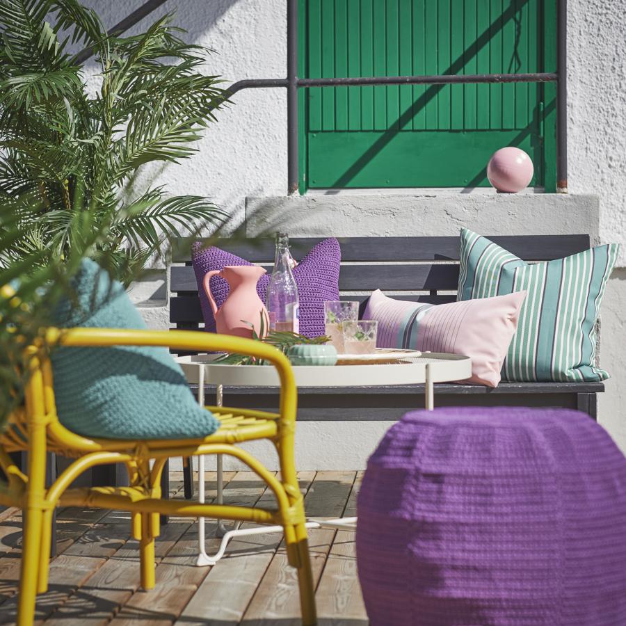 Textiles terrazas IKEA 2020