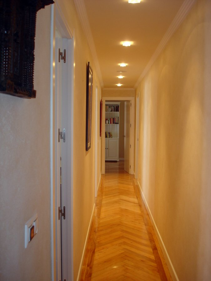 Foto tierras florentinas en pasillo de pintores urbis - Ideas para pintar un pasillo ...