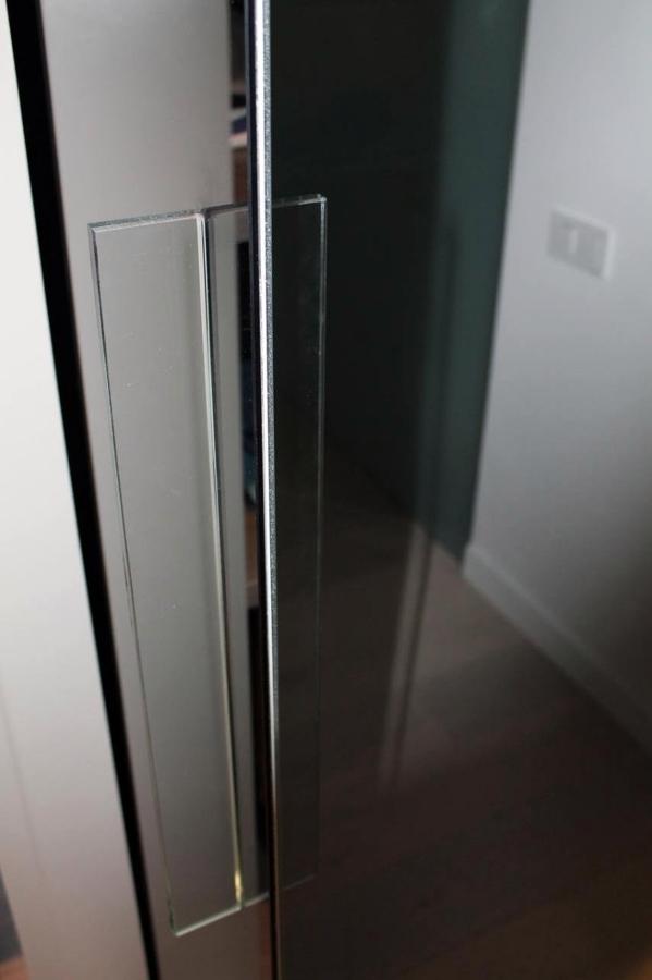 Tirador de vidrio