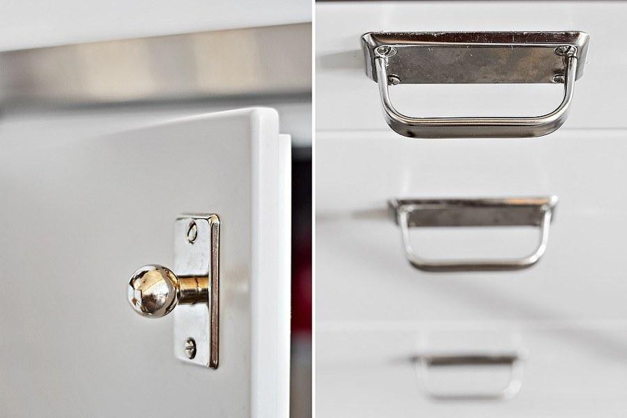 Soluciones low cost para actualizar tu cocina ideas - Tiradores para cocina ...