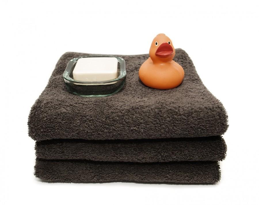 C mo limpiar las toallas ideas limpieza - Como lavar toallas ...
