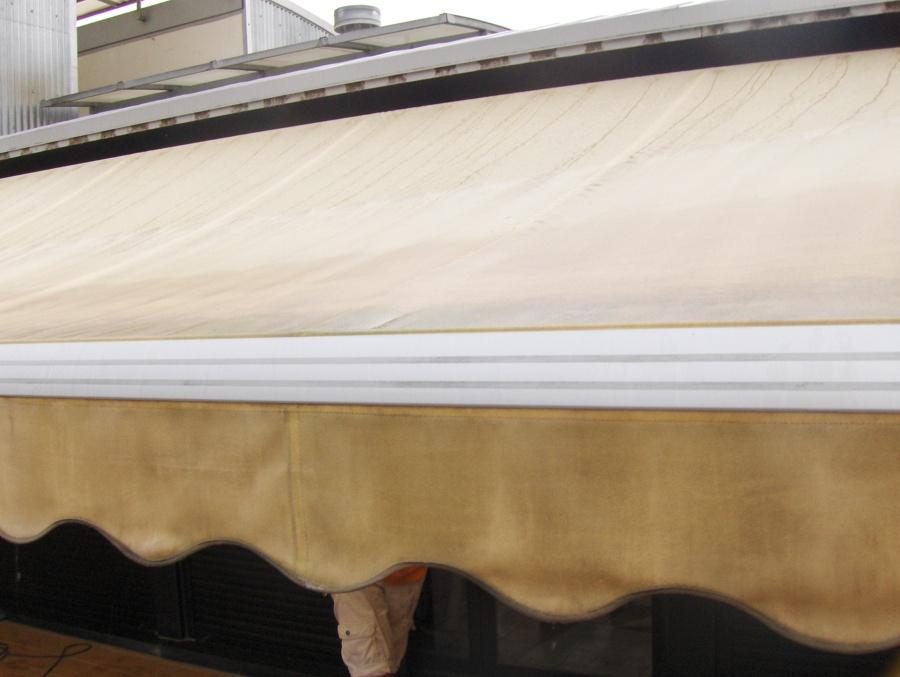 Limpieza de toldo en barcelona ideas limpieza for Limpieza de toldos