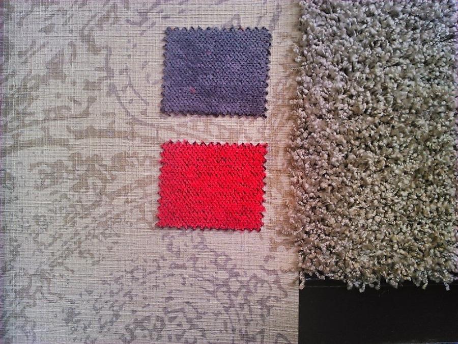 Foto tonos papel pintado pintura y textiles de serranos - Papel pintado valladolid ...