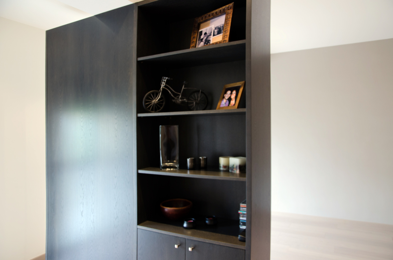 Muebles Exclusivos : Foto torres estudio · arquitectura interior muebles