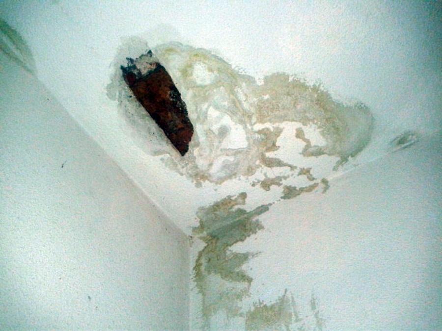 Trabajos de saneamiento de humedades