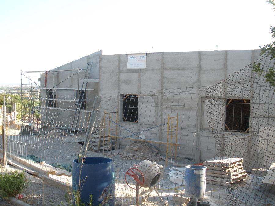 trabajos ejecución fachadas