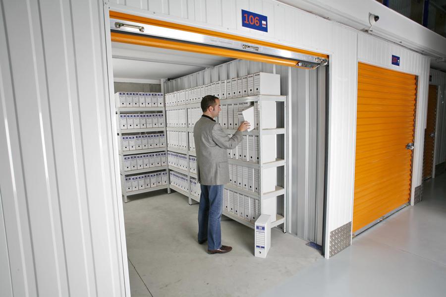 Traslado y custodia de archivos