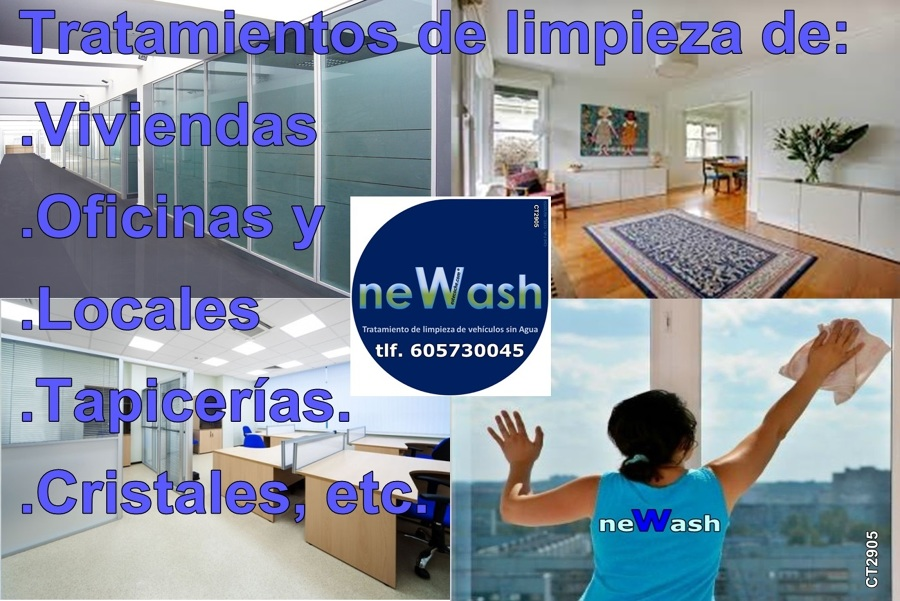 Newash tratamientos de limpieza ideas limpieza for Presupuesto de limpieza de oficinas