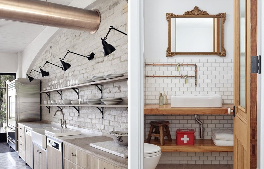 Descubre las ventajas de las tuber as de cobre ideas - Tubi a vista in casa ...