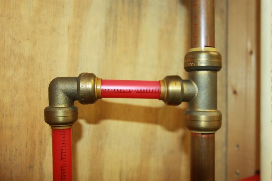 tuberías cobre