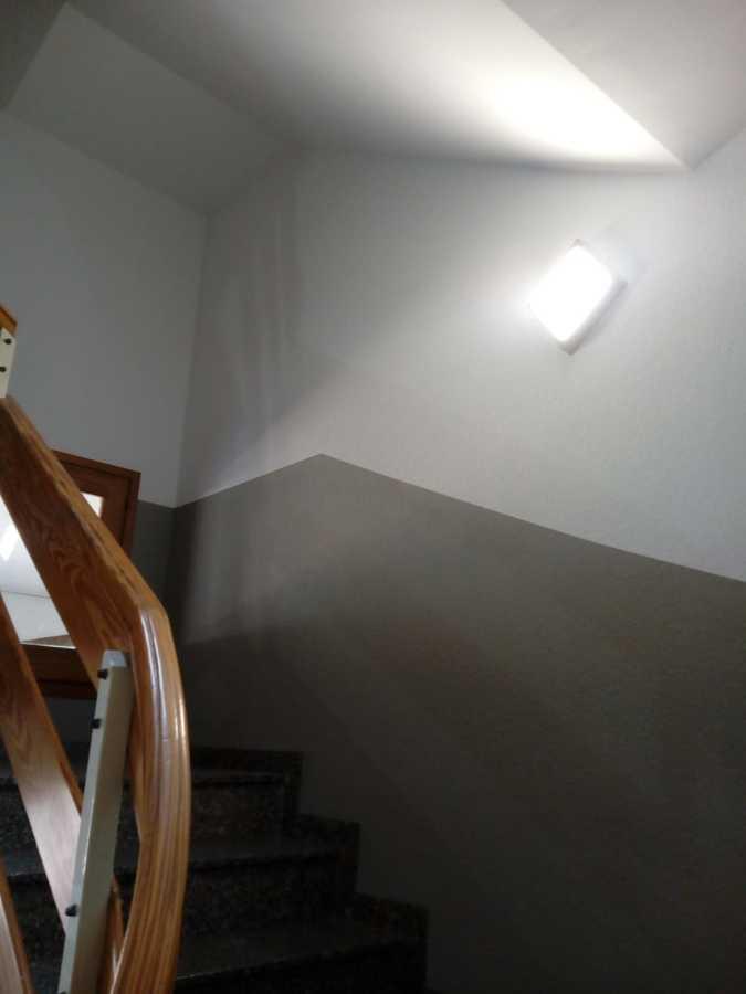 Último tramo escalera