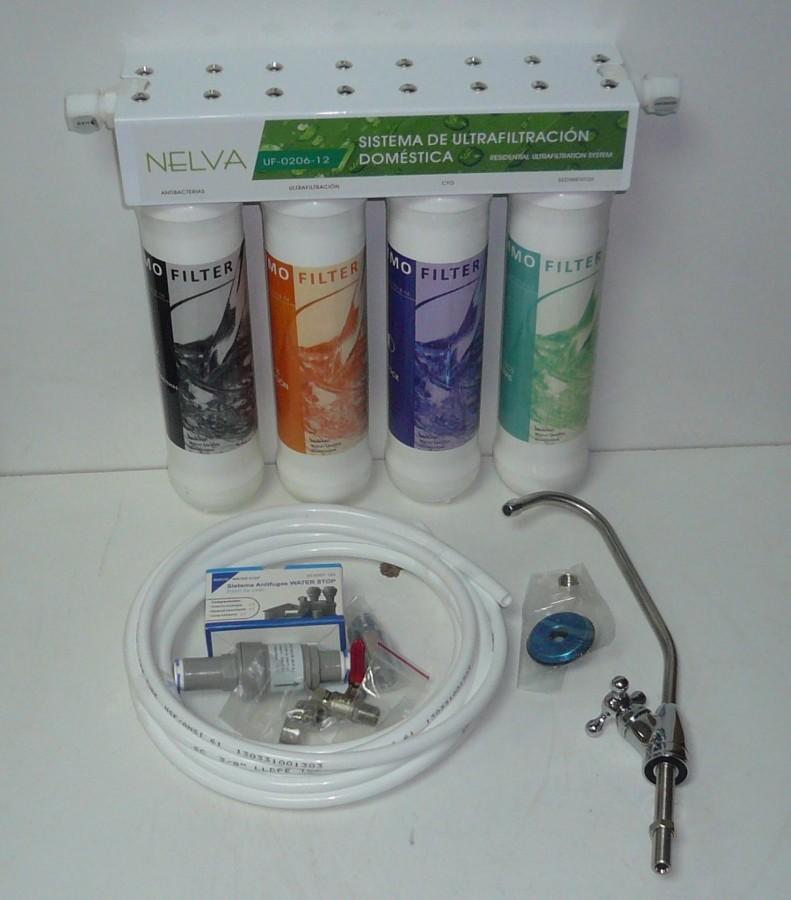 Ultrafiltracion agua
