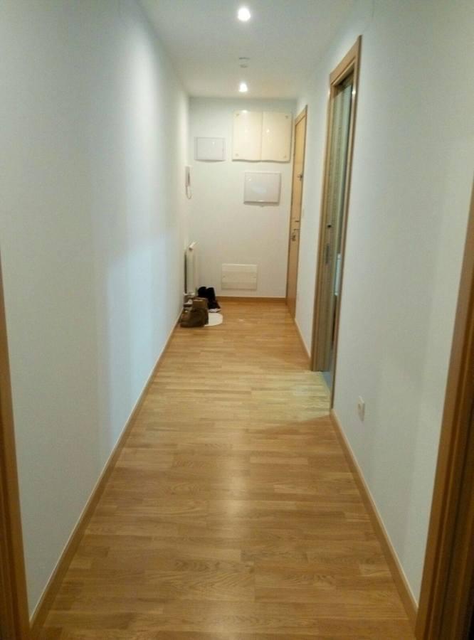 Un pasillo con gracia