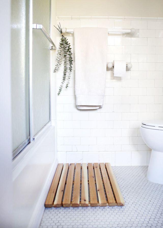 Un spa en el baño
