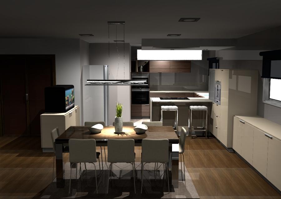 Una cocina maravillosa