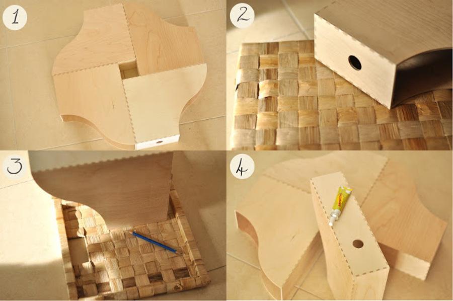 Los 19 mejores hacks de ikea ideas art culos decoraci n for Como tunear muebles de ikea