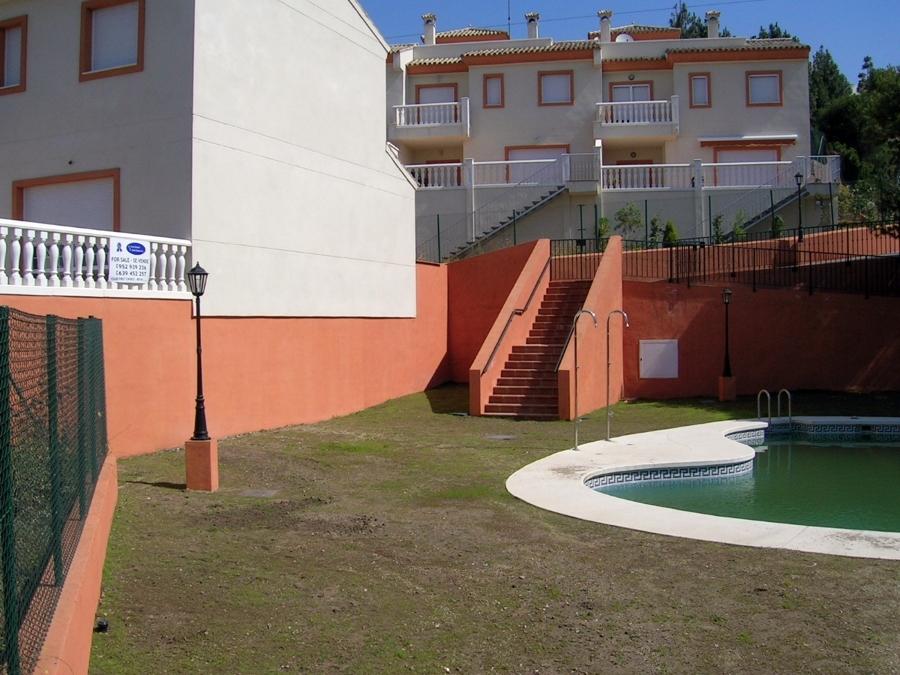 Complejo de 12 viviendas unifamiliares en mijas costa - Proyectos casas unifamiliares ...