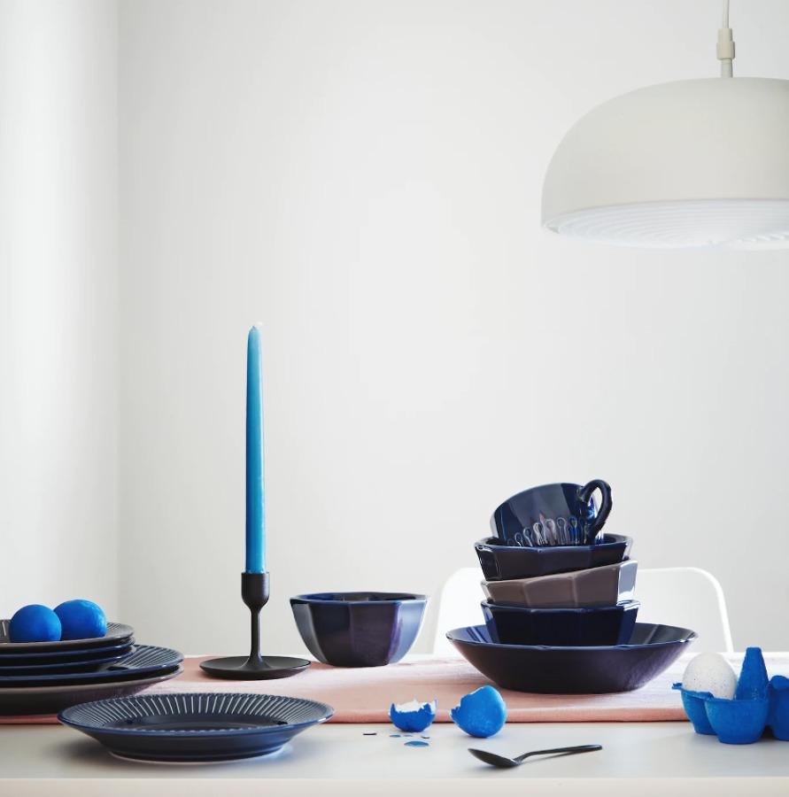 Vajilla novedades invierno IKEA 2019