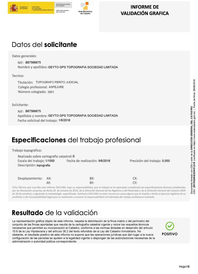 Validación grafica castastral -vga / gml
