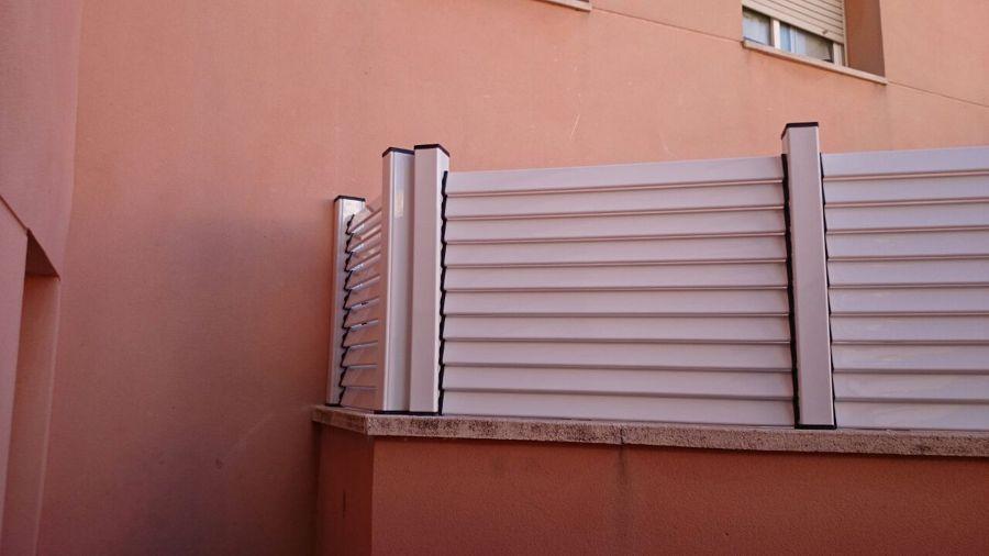 Vallas de aluminio ideas toldos - Vallas de aluminio ...
