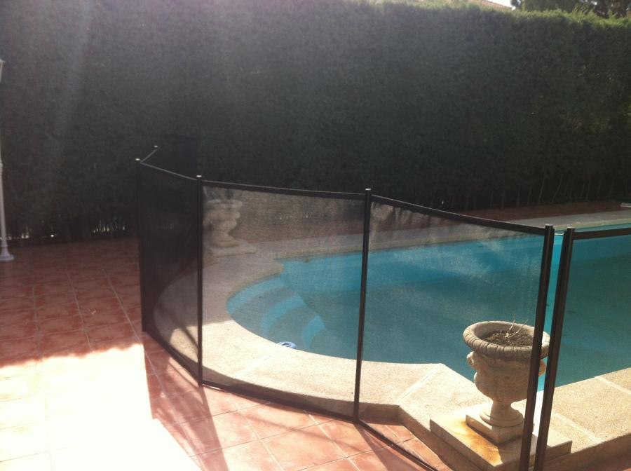 Reforma integral de ba o y valla de seguridad de piscina - Valla de seguridad ...