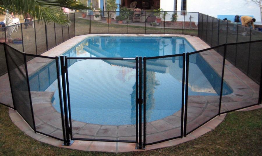 foto vallas para piscinas desmontables de