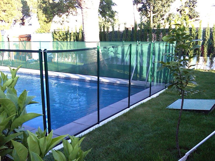 Foto vallas para piscinas desmontables de - Vallas de piscinas ...