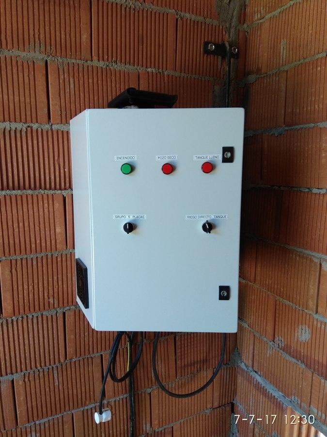 Variador de frecuencia solar