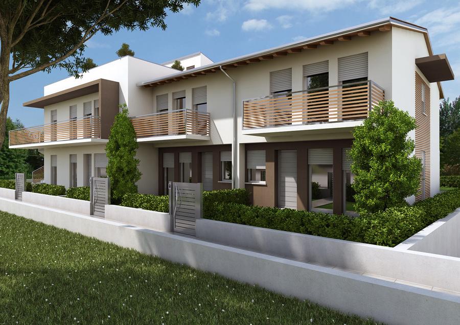 Exteriores fachadas jardines y piscinas varios proyectos for Proyectos de jardines