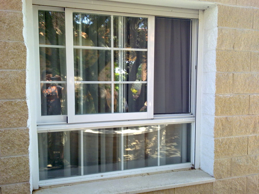 Ventanas de aluminio cursos mailxmail como hacer puertas for Como armar una ventana de aluminio