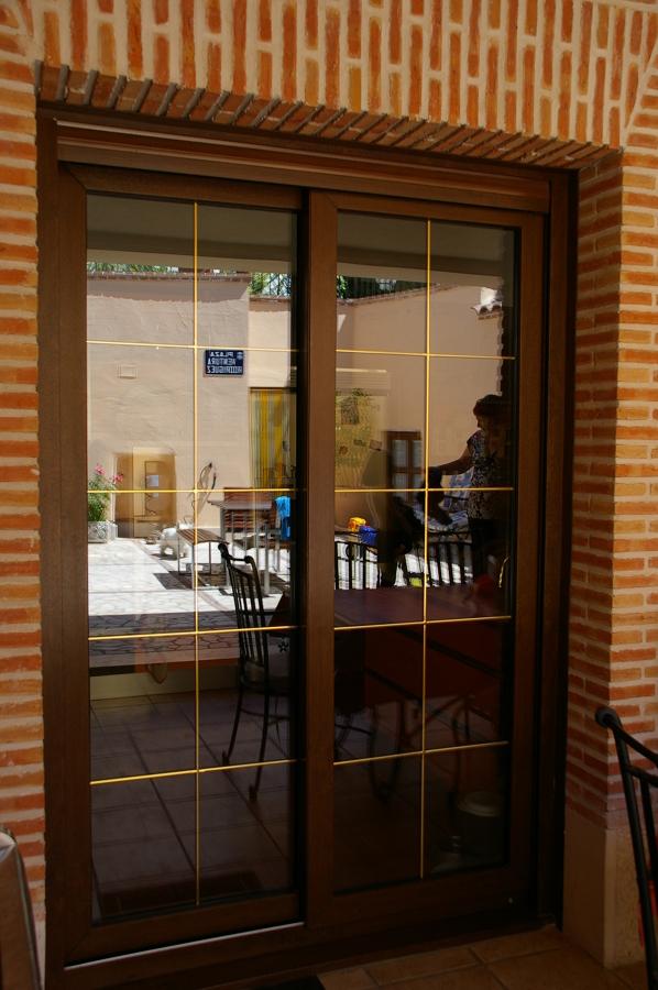 Substituci n de ventanas metalicas por unas de pvc - Ventana de pvc precio ...