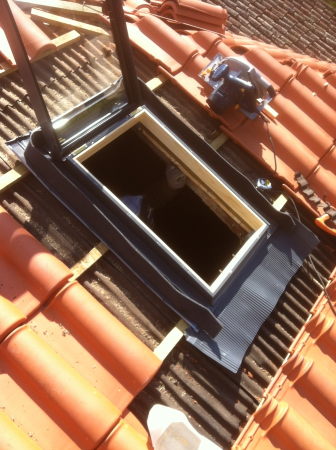 Ventana de tejado