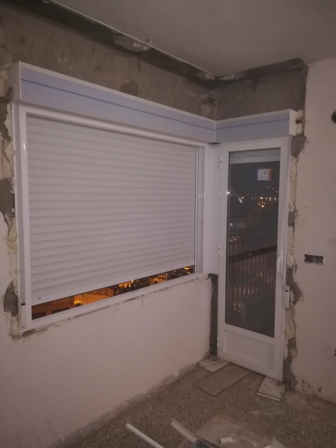 ventana del comedor