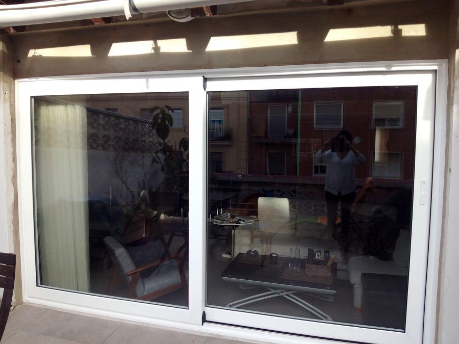 Puerta ventana corredera elevable cortizo ideas for Correderas de aluminio precios