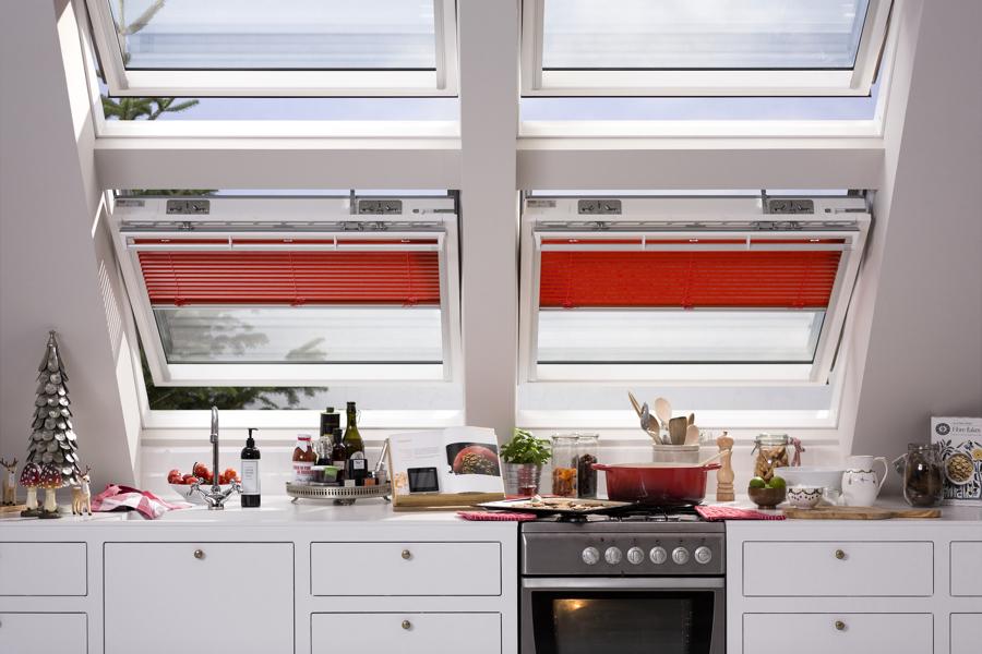 ventana tejado