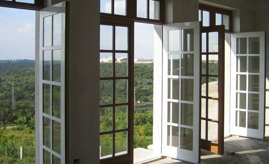 Ventanas mixtas de madera y aluminio ideas reformas for Tipos de aluminio para ventanas