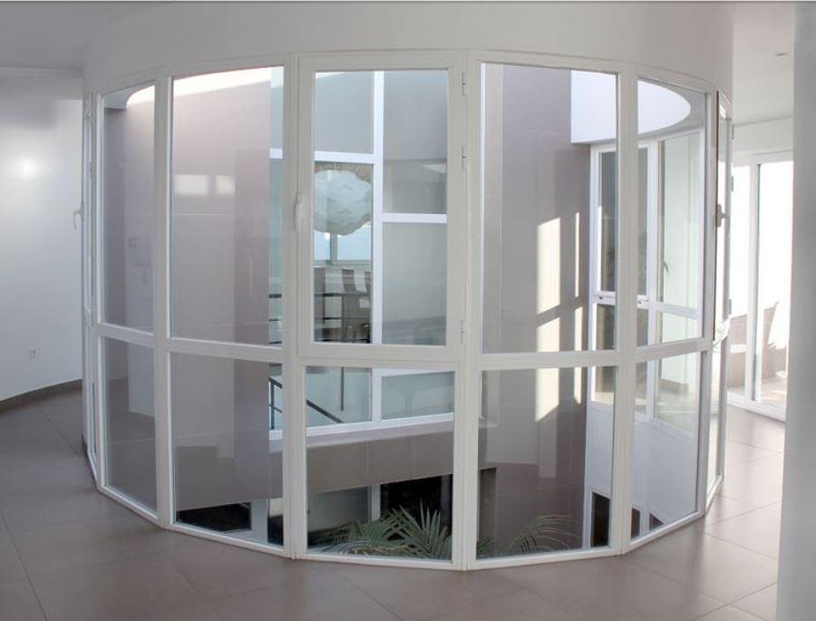 C mo limpiar ventanas de aluminio blanco ideas limpieza - Como limpiar aluminio oxidado ...