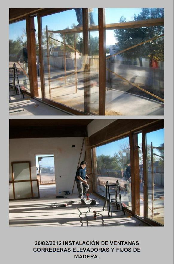 Ventanas correderas de madera ideas carpinteros for Correderas de madera