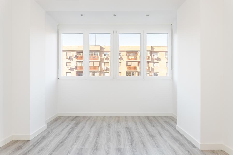 Dormitorio Ventanas pvc
