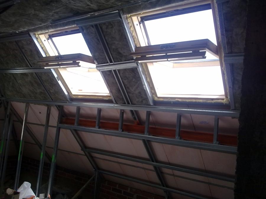 foto ventanas tejado tipo velux de castillo marcin s l On velux zaragoza