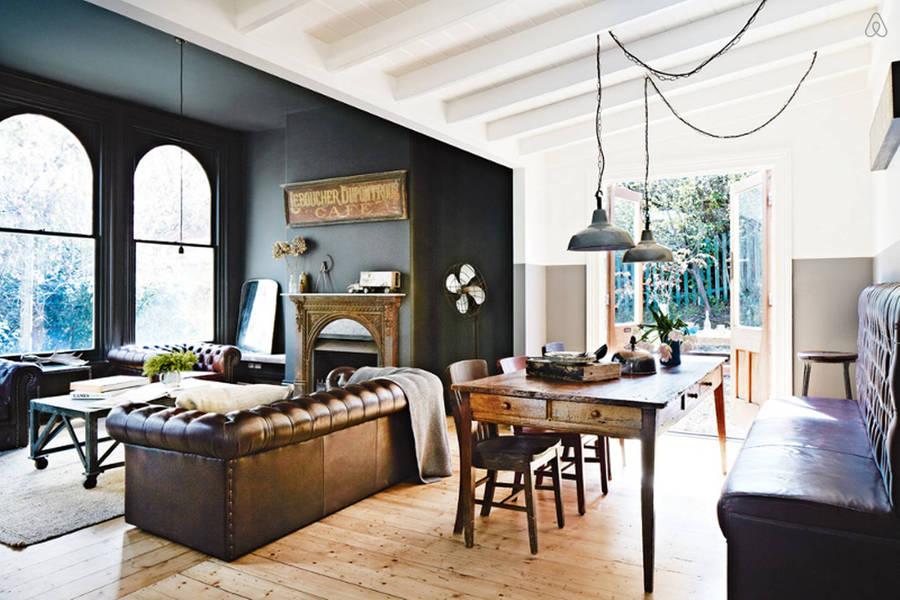 Ventiladores vintage que refrescan la decoraci n del hogar ideas decoradores - Ventiladores silenciosos hogar ...