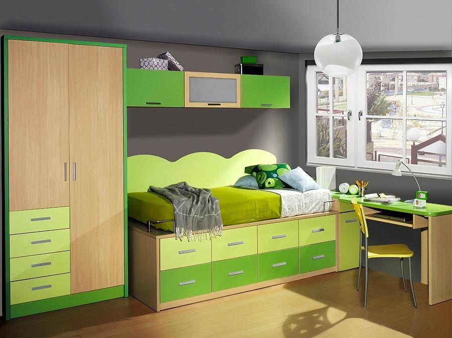 La versatilidad de los dormitorios juveniles ideas - Pintar dormitorios juveniles ...