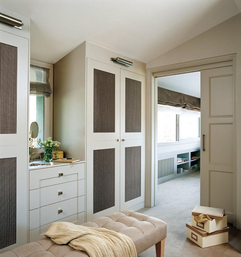 5 ideas para montar un vestidor en casa ideas decoradores - Vestidores para dormitorios ...