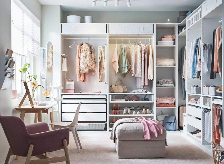 Vestidor-dormitorio IKEA
