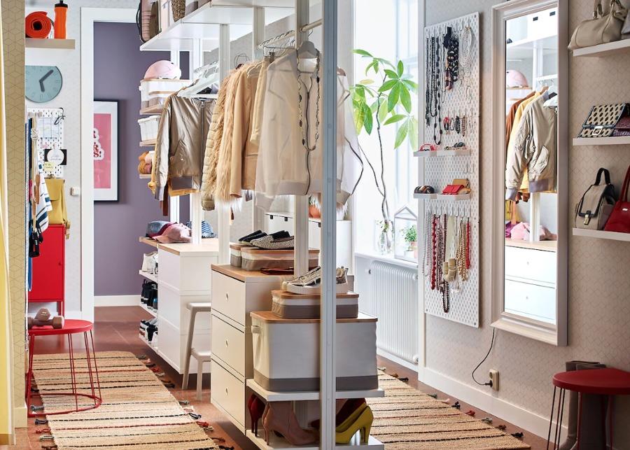 Vestidor IKEA