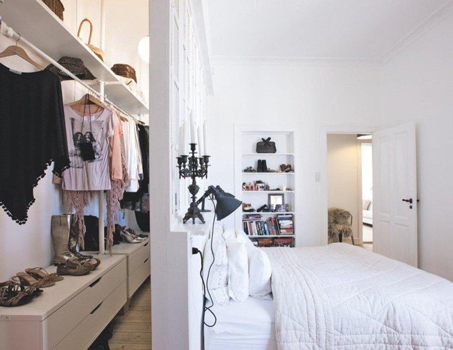 vestidor y habitacin