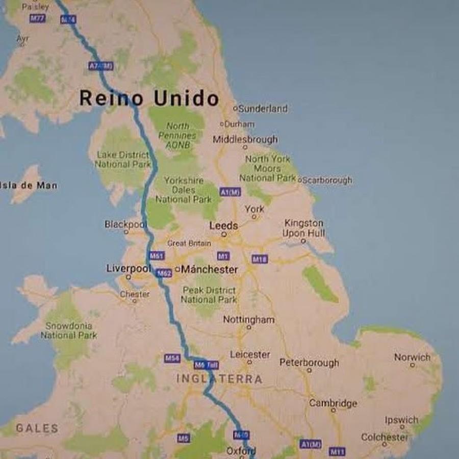 Viaje a Glasgow