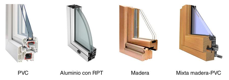 vidrios aislantes