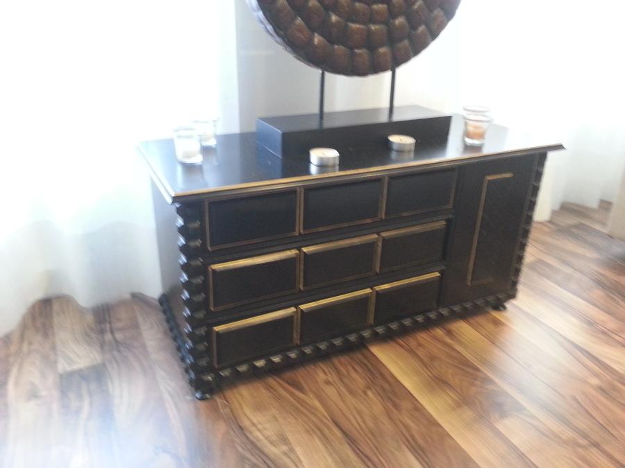 viejo mueble